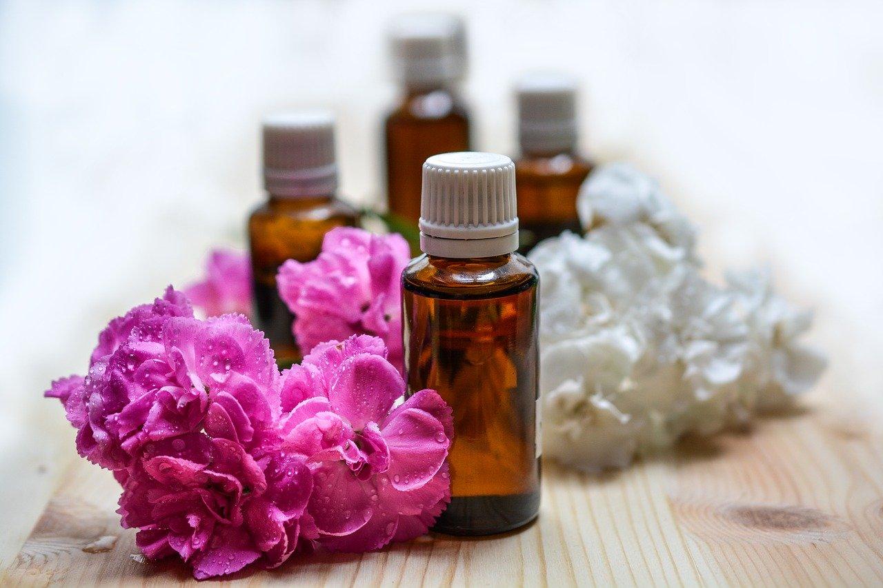 sprostitvena nega z aromatičnimi olji