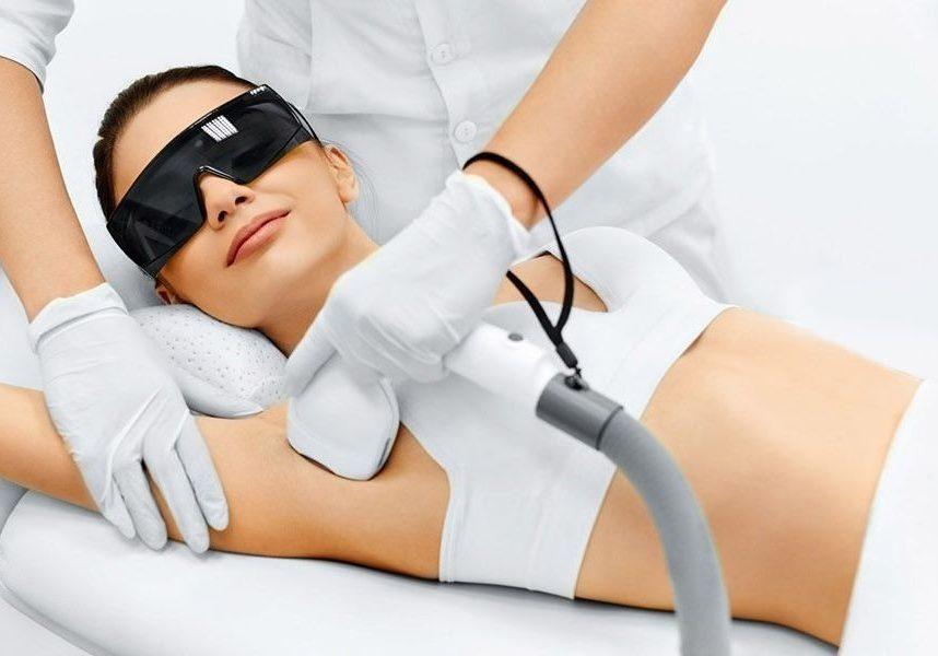 elos tehnologija za odstranjevanje dlak